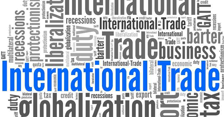International international paper term trade